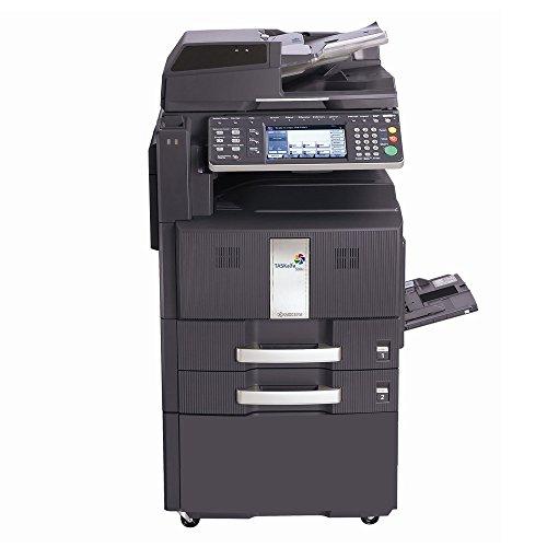 Kyocera TaskAlfa 300ci Color Laser Multifunction Printer - 30ppm, A3/A4, Print, Copy, Scan, Auto Duplex, Network, 600 x 600 DPI, 2 Trays, Stand