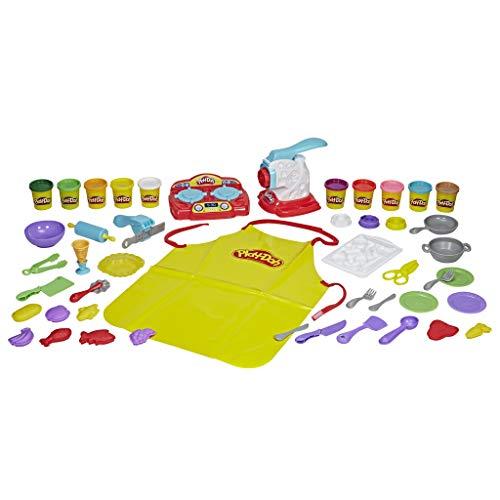 Play-Doh- Kit Super Chef, Multicolor (Hasbro E2543F03)