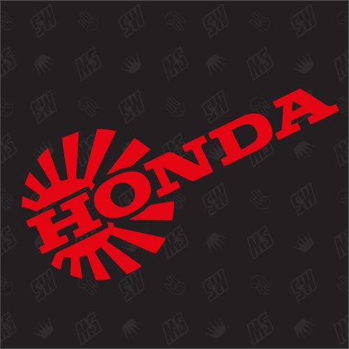 speedwerk-motorwear Logo Redsun Sticker für Honda