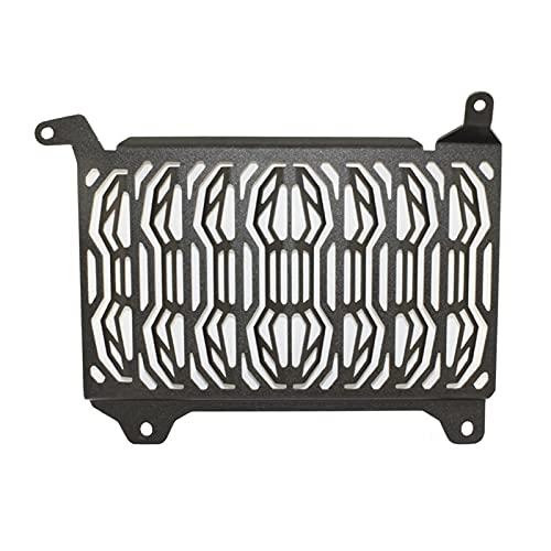 Cubierta Protectora del radiador Motocicleta Protector de Rejilla para CB500X para C&B 500X 2019 2020 Radiador (Color : Negro)