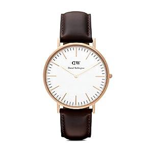 Daniel Wellington Classic Bristol 0109DW Reloj de Pulsera para Hombres
