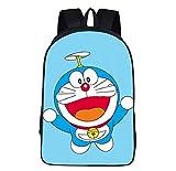 Mochila Doraemon,Mochilas Escolares para Niños,Linda Mochila De Anime,Mochila Escolar,Mochila De...