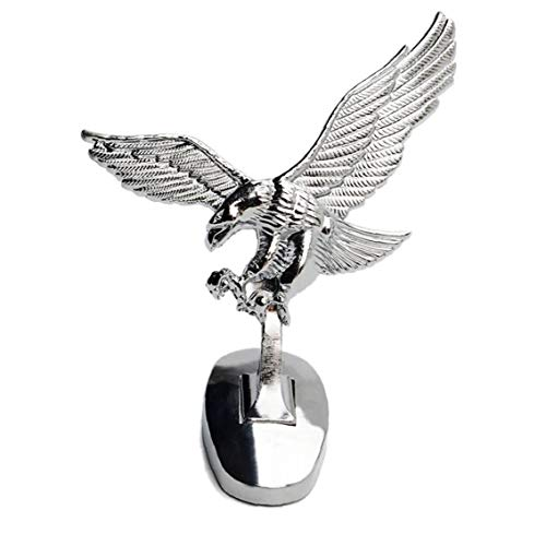 LAVALINK Angel Car Emblem 3d Auto Front Cover Hood Ornament Badge Styling Accessories