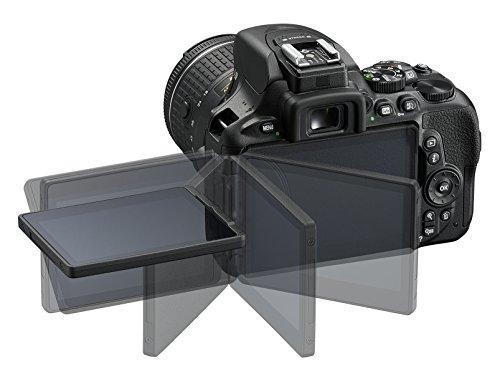 Nikon D5600 + AF-S DX NIKKOR 18-140 mm VR