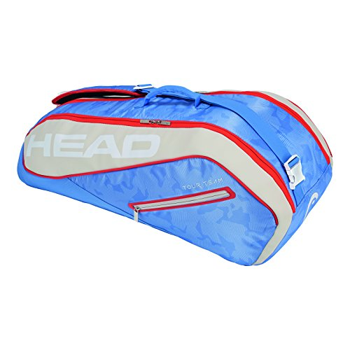 HEAD Tennistasche blau Einheitsgröße