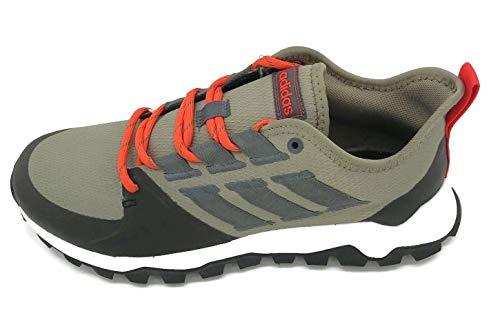 adidas outdoor Kanadia Trail Trace Cargo/Grey Six/Black 10.5