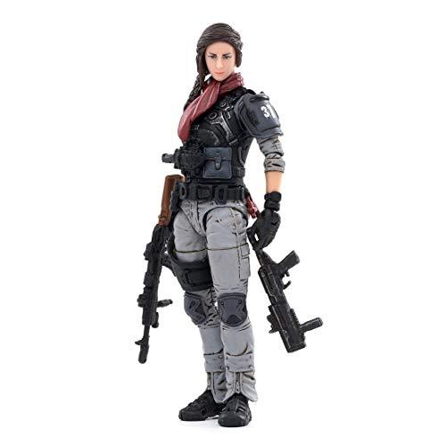 ITop Soldat Action Figur Modell, 1/18 10.5cm 4th Legion Stahlspeer Soldat Actionfigur Modell Spielzeug für Kinder und Erwachsene