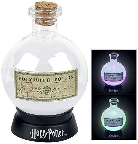 Harry Potter Z890395 Zaubertrank Lampe POLYJUICE Potion, Mehrfarbig