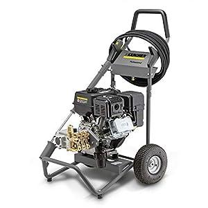 Kärcher HD 6/15 G Classic Gasolina Limpiadora de alta presión o Hidrolimpiadora – Limpiador de alta presión (Gasolina, G200FA, 150 bar, 200 bar, 44,7 kg, 799 mm)