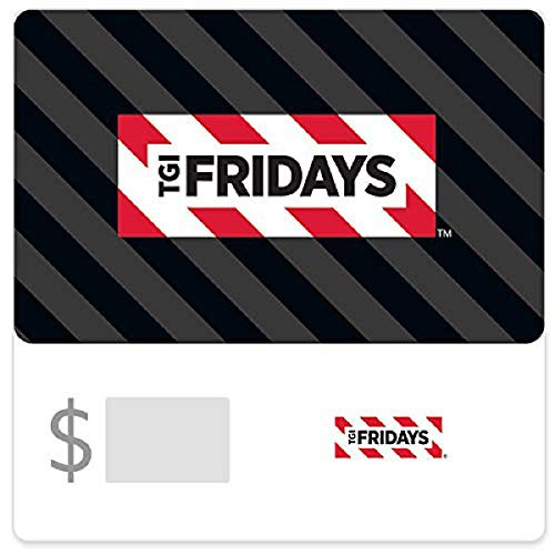 TGI Fridays Gift Cards - E-mail Delivery - http://coolthings.us