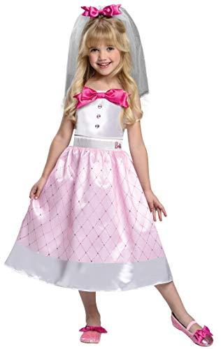 Barbie Bride Costume, Small