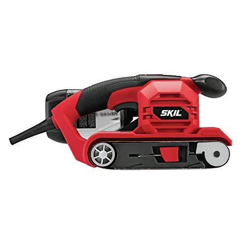 "SKIL 7510-01 Sandcat 6 Amp 3"" x 18"" Belt Sander with Pressure Control"