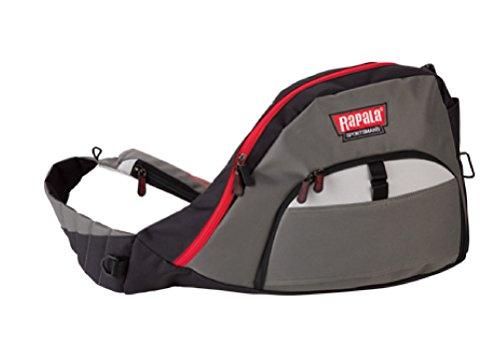 ラパラ(Rapala) ソフトスリングバッグ H30cm×W40cm×D14cm Soft Sling Bag 46036-2