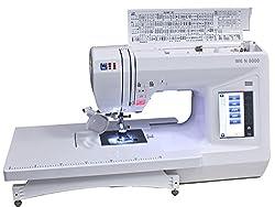 W6 N8000 Nähmaschine