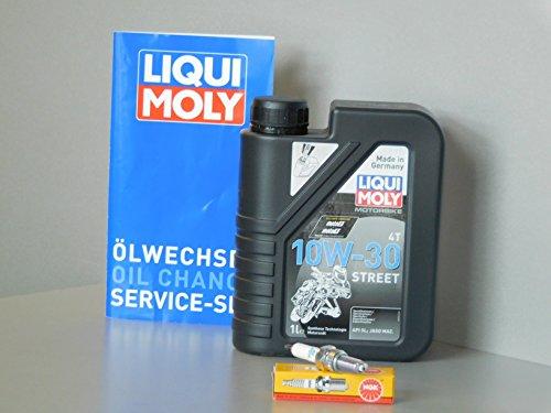 Juego de mantenimiento para Honda PCX 125 aceite bujía servicio inspección cambio de aceite Roller