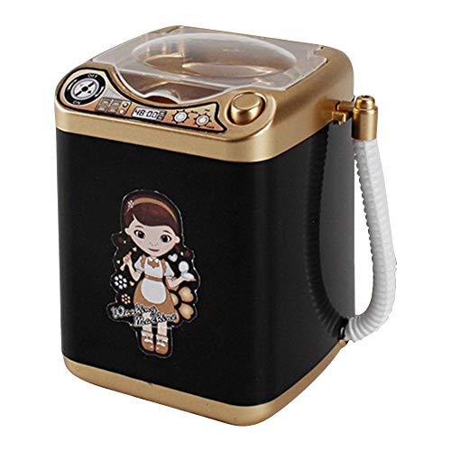 Sunnyushine Waschmaschinenspielzeug Mini, Elektro-Kinderspielzeug | Simuliertes Miniaturwäscheset, für Jungen, Mädchen, 4-6 Jahre