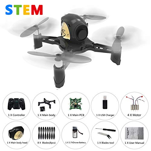 REMOKING R605 RC STEM DIY Drone Toys Mini...