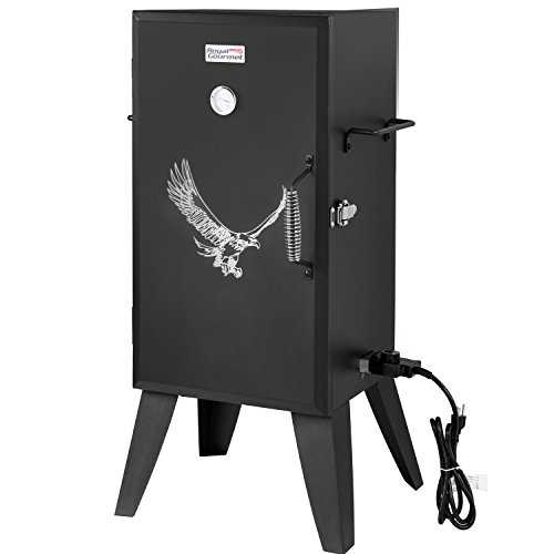 Royal Gourmet SE2801 Electric Smoker with Adjustable...