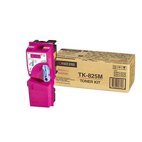 Kyocera Mita 1T02FZBEU0 - Tóner copiadora, color magenta