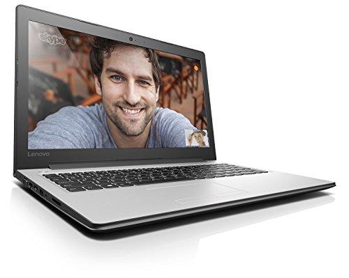 Lenovo Ideapad 310-15IKB Portatile con Display da 15.6' HD, Processore Intel Core I5-7200U, Scheda Grafica Nvidia 920M, S.O. Windows 10 Home, Bianco (Ricondizionato Certificato)