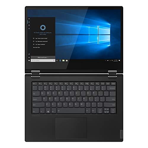 "Lenovo Flex 14 2-in-1 Convertible Laptop, 14.0"" FHD (1920 X 1080) Display, AMD Ryzen 3 3200U Processor, 8GB DDR4 RAM, 128GB SSD, Integrated Radeon Vega 3 Graphics, Windows 10, 81SS0006US, Onyx Black"