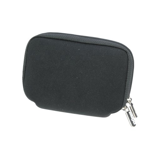 Dörr Neobag 0 Kompaktes Gehäuse Schwarz - Kamerataschen/-Koffer (Kompaktes Gehäuse, Schwarz)