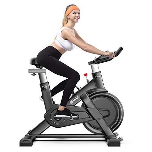 SZ-JSQC Bicicleta de Ejercicio Inicio Ultra silencioso Pedal Pérdida de Peso Cubierta de Bicicleta de Ejercicios Bicicleta de Spinning Equipo de la Aptitud Bici Giro de
