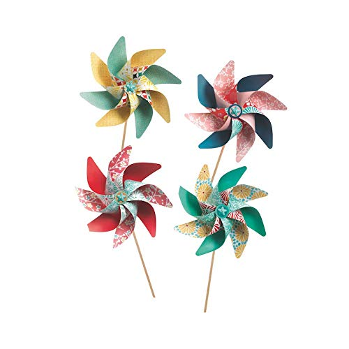 DJECO- Molinillos Para crear Moulins pour création Sweet (37920), Multicolore