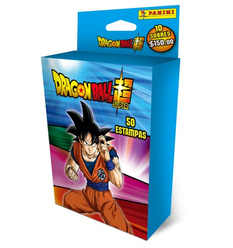 Panini France SA-Dragon Ball Super Ultimate Warriors-ÉCO-Blister DE 8 Pochettes, 004088KBF8