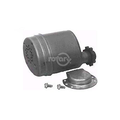 "Rotary Corp Muffler W/hdwe for B&S 1/2"" Replaces B&S 392811"