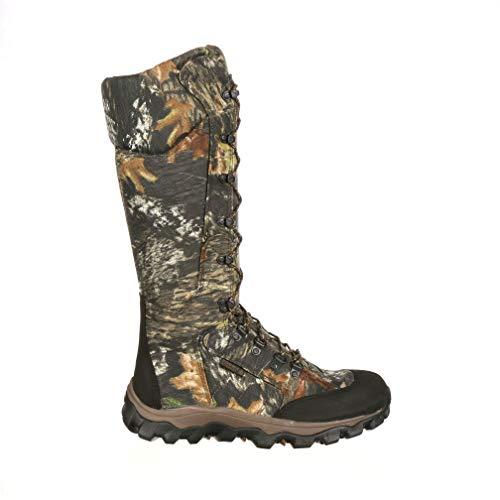 Rocky Men's Lynx Waterproof Snake Hunting Boot-FQ0007379 Moss Oak ATM (10.5W)