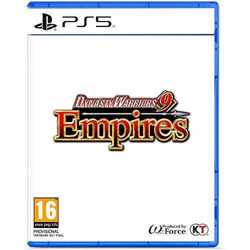 Dynasty Warriors 9 Empires - PlayStation 5
