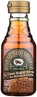 Lyle's Golden Syrup, Original, All-Natural Syrup for Baking and Cooking, 325ml