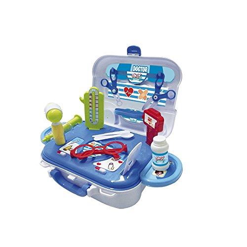Playset Doctor Xalingo Branco/Azul