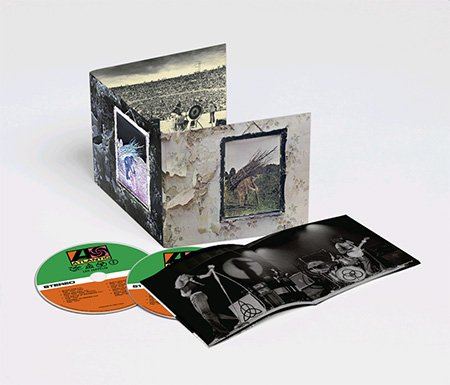 Led Zeppelin IV (2014 Jimmy Page Remastered 2CD Deluxe Edition)