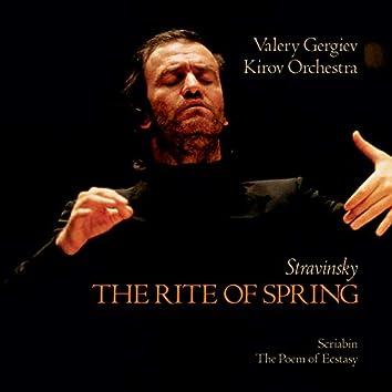 Stravinsky: The Rite of Spring / Scriabin: The Poem of Ecstasy