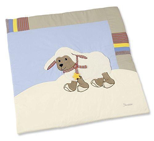STERNTALER Tapis d'Éveil 100 X 100 Stanley le Mouton
