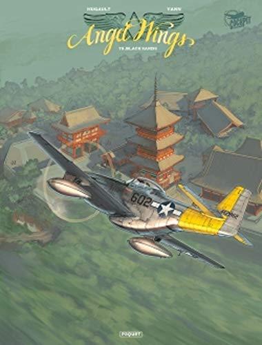 Angel Wings T5 grand format: T5 - Black Sand - GF (BP.COCKPIT)