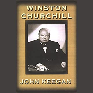 Winston Churchill audiobook cover art