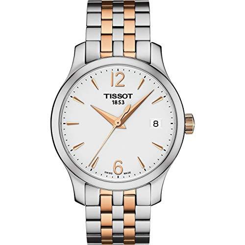 Tissot Tradition Damen-Armbanduhr 33mm Batterie T063.210.22.037.01