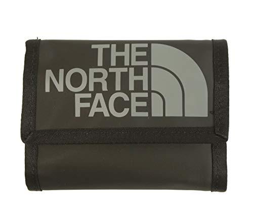 [ザ・ノースフェイス] 財布 メンズ ベースキャンプ ブラック Base Camp Wallet ベルクロ NF-86 [並行輸入品]