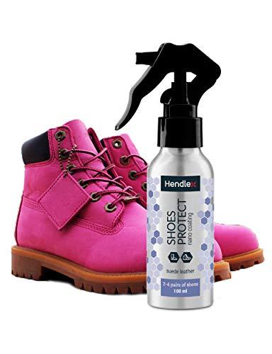 NANO Spray Impermeabilizzante Scarpe   Impermeabilizzante Scarpe Scamosciate 100 ml