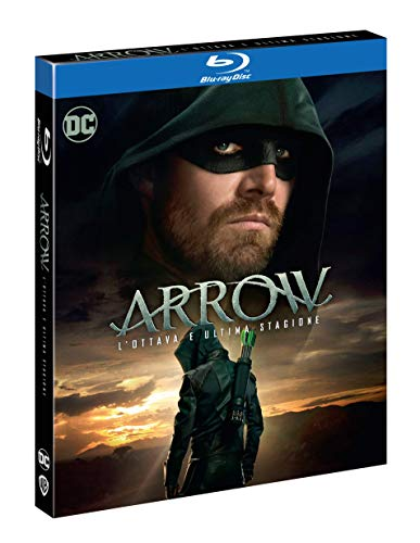 Arrow: Stagione 8 (2 Blu Ray)