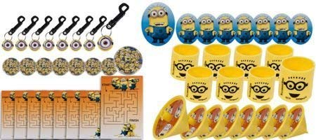 Party Supplies Despicable Me Favor Pack 48pc