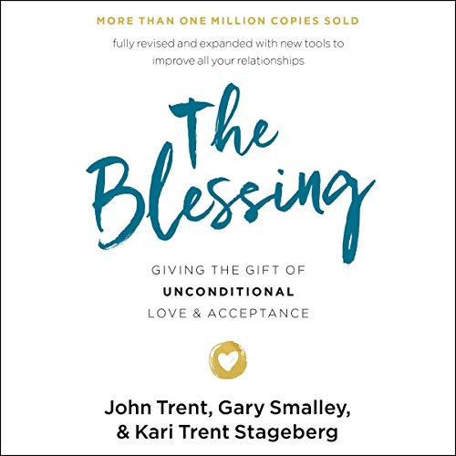 The Blessing audiobook cover art