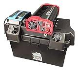 1500W MPPT Premium Solar Generator, Portable Battery Box w Inverter, USB, 12V