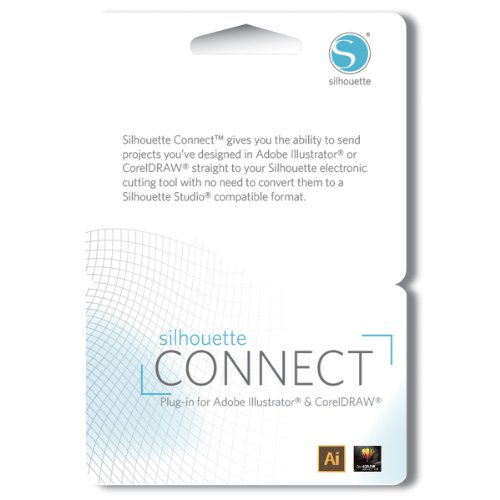 Silhouette of America Connect Plugin Download-Karte [evtl. Nicht in Deutscher Sprache]