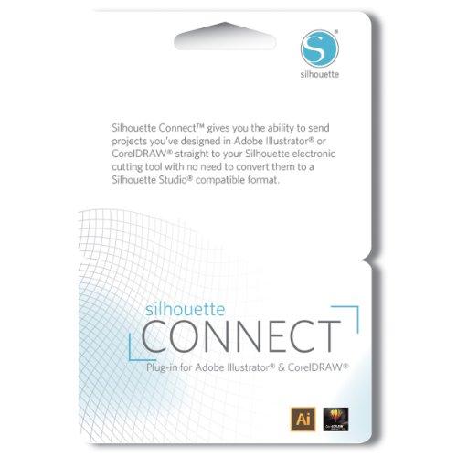 Silhouette of America Connect Plugin Download-Karte [evtl. Nicht in Deutscher Sprache]