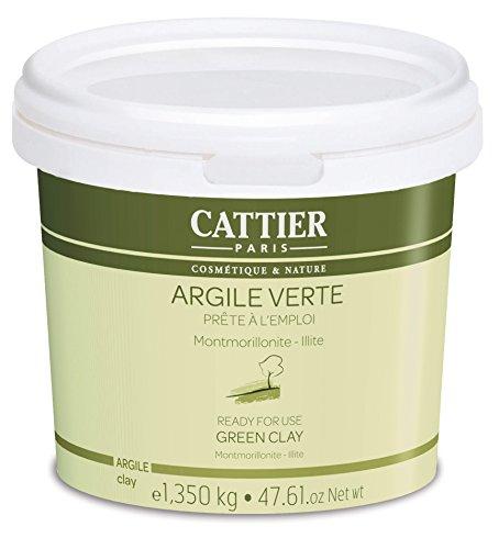 Cattier Prête à l'Emploi Argile Pot 1,350 kg