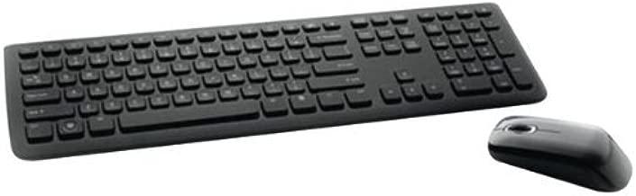 VER96983 - Verbatim Wireless Slim Keyboard and Optical Mouse - Black